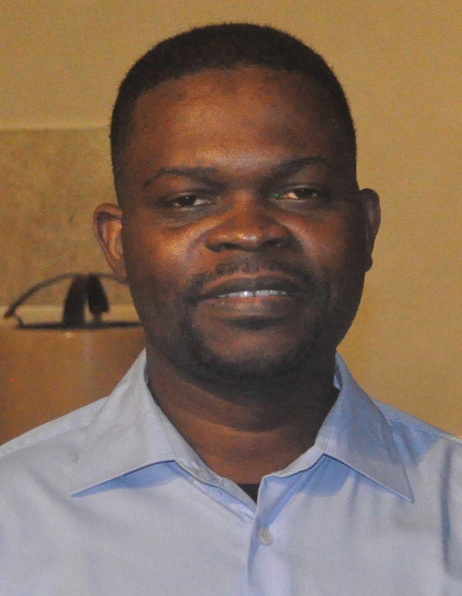 Pater Olivier Ongway Matondo