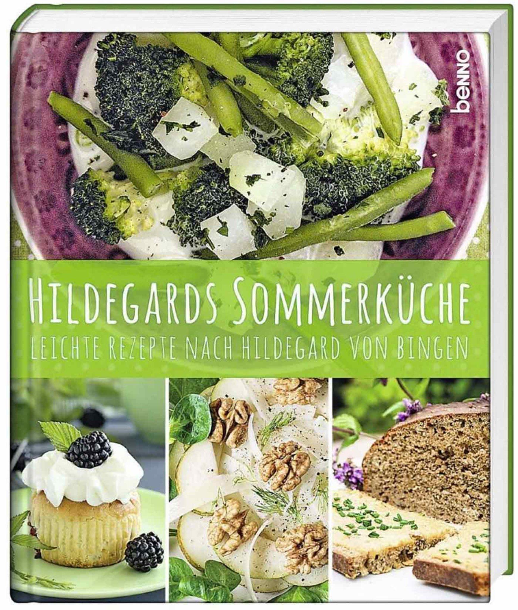 Hildegards  Sommerküche.