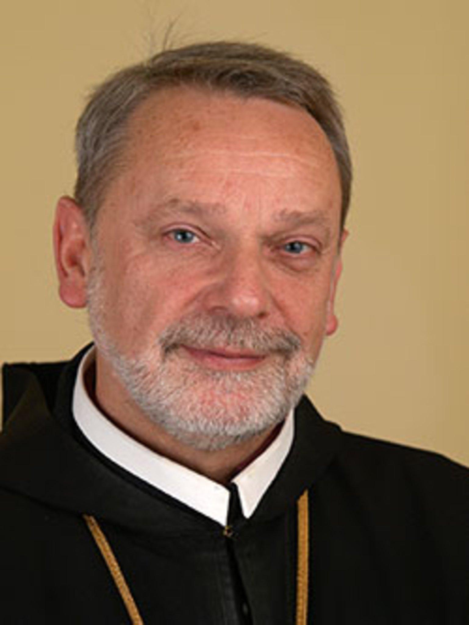 Abt Mag.  Johannes Jung OSB