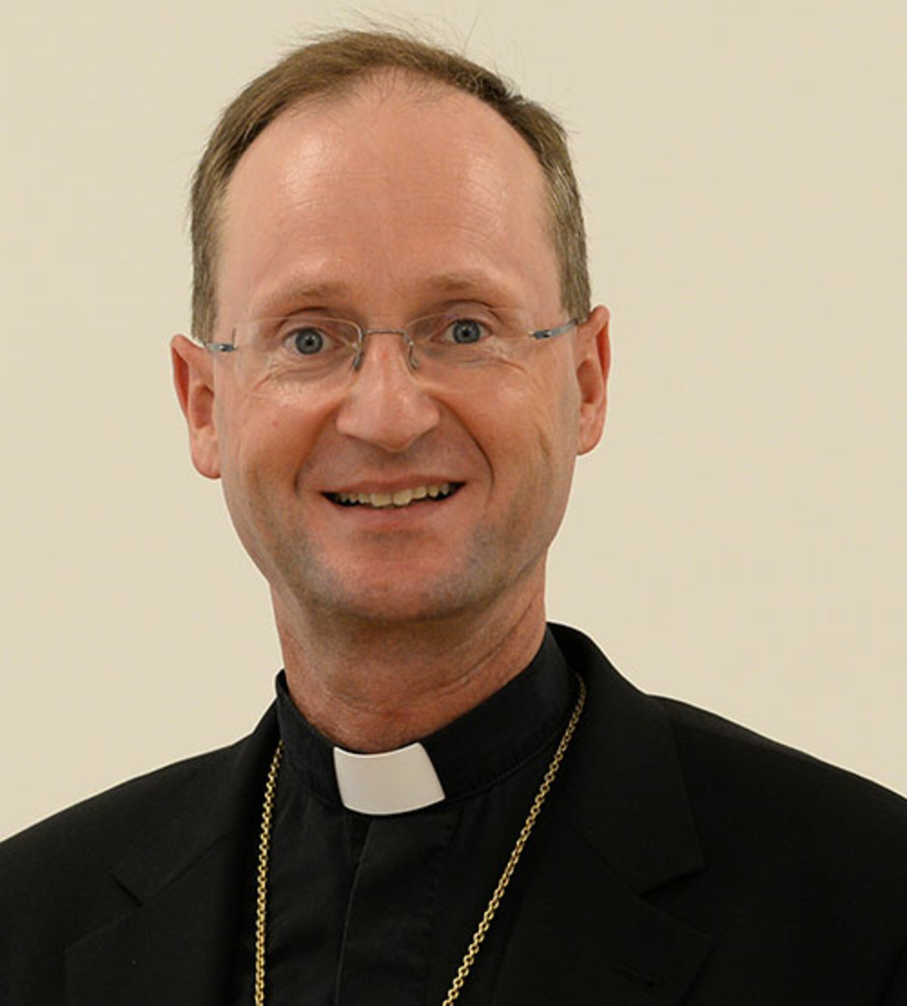 Bischofsvikar Stephan Turnovszky