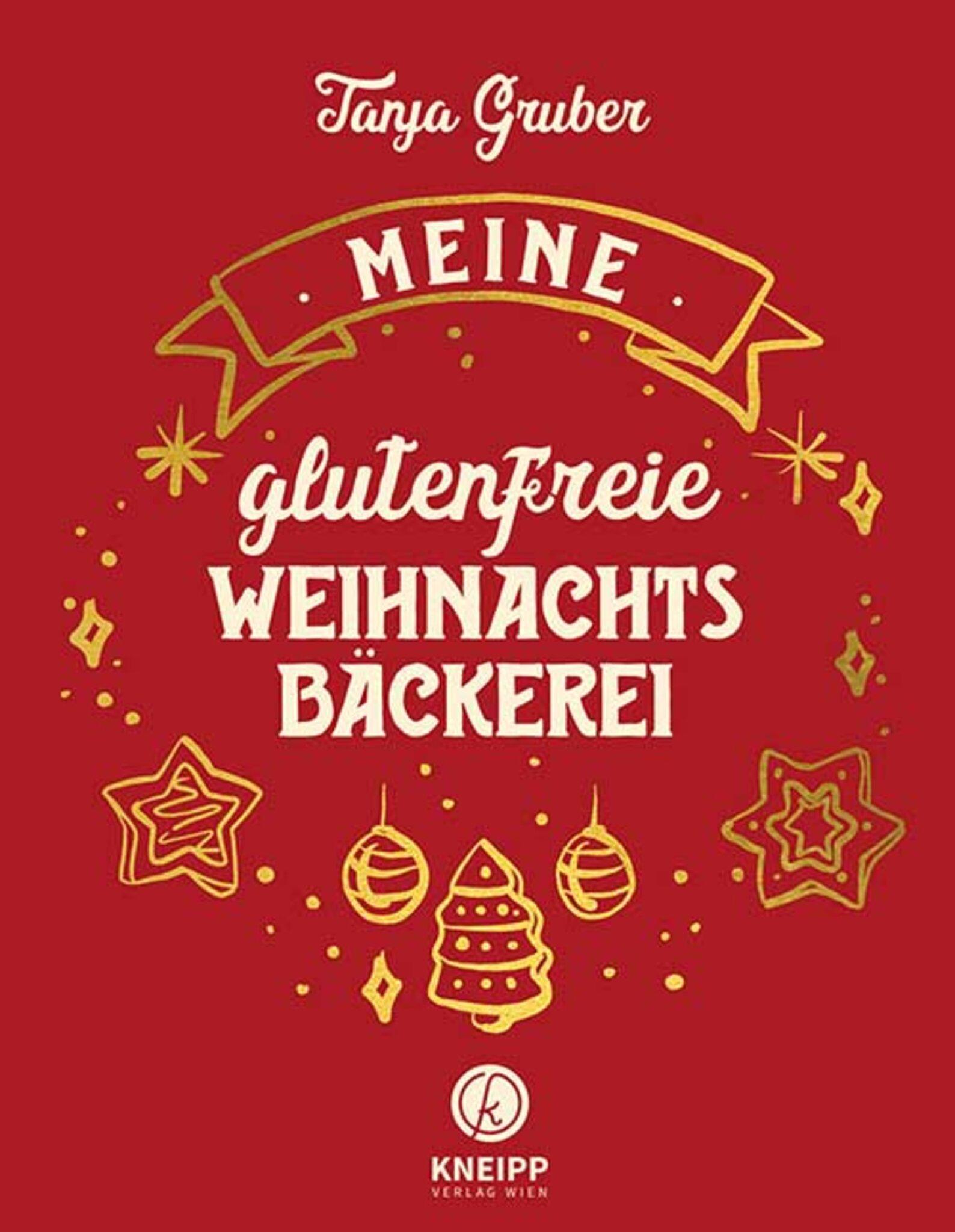 Meine glutenfreie  Weihnachtsbäckerei.