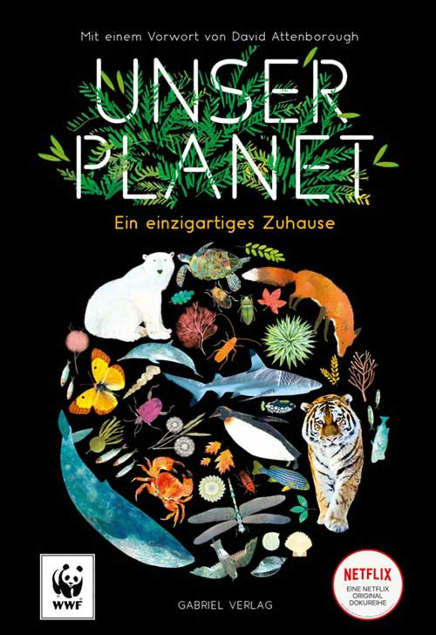 Unser Planet. Ein einzigartiges Zuhause
