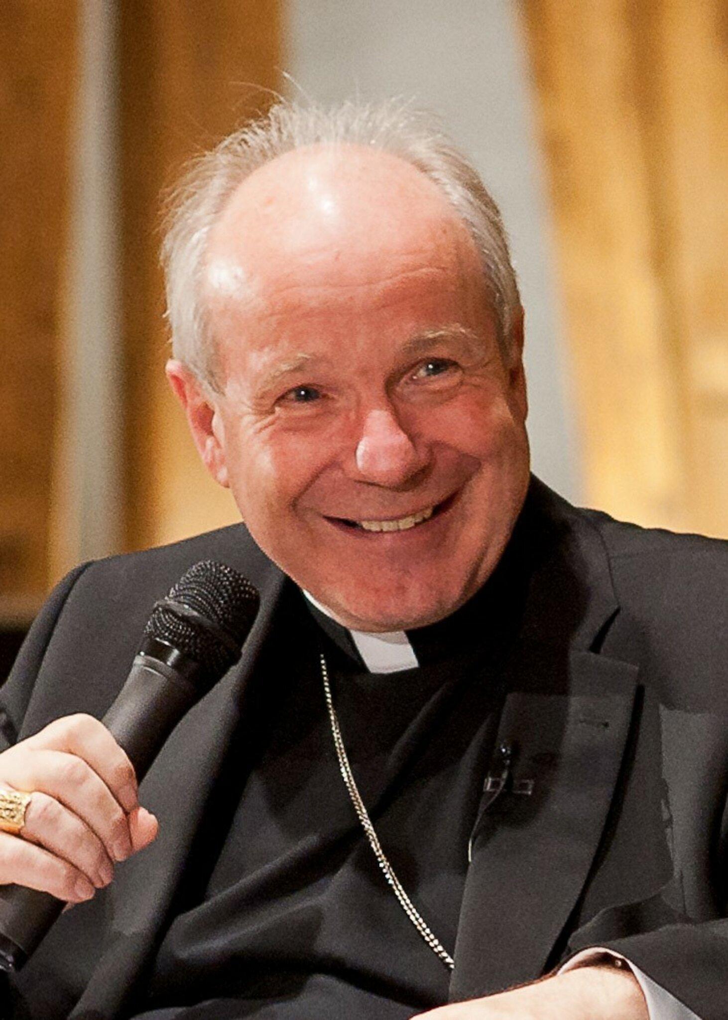 Kardinal Schönborn © Akademie für Dialog und Evangelisation