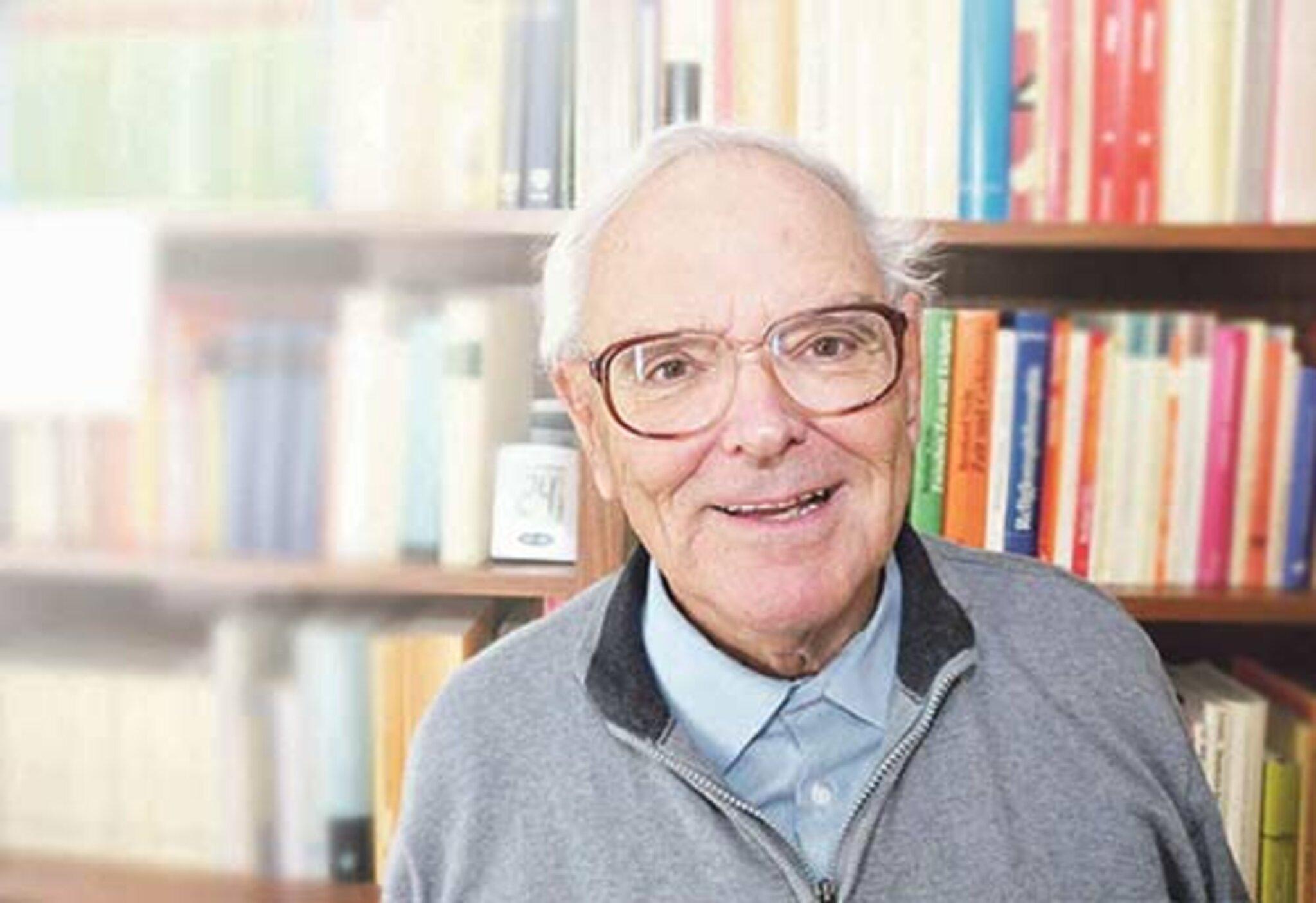 Universitätsprofessor Gisbert Greshake