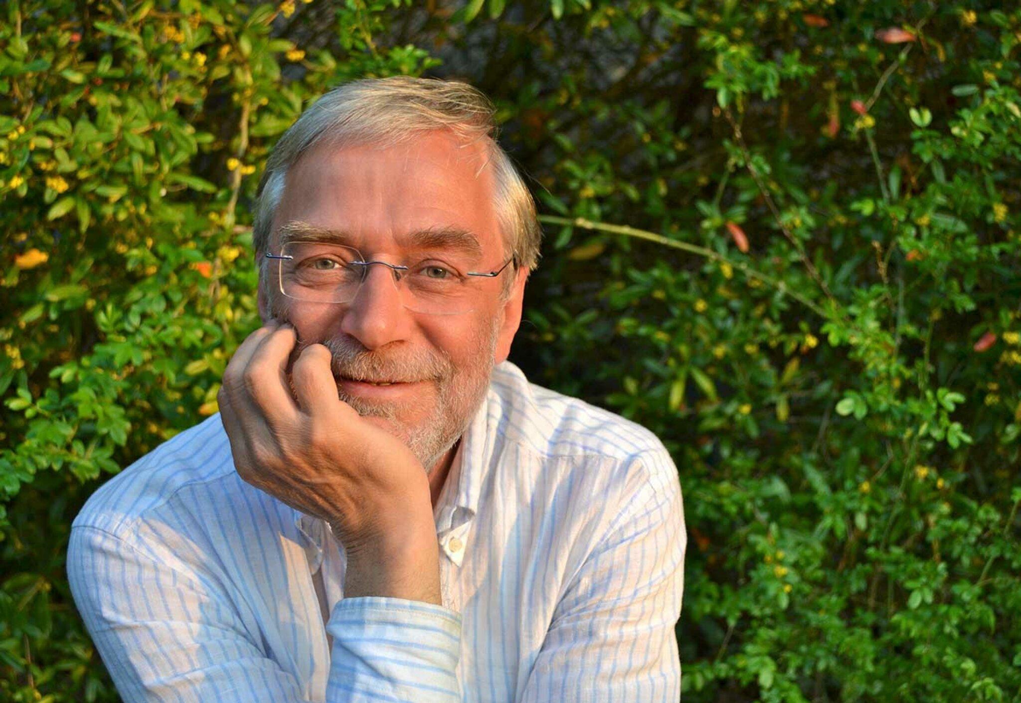 Gehirnforscher Gerald Hüther