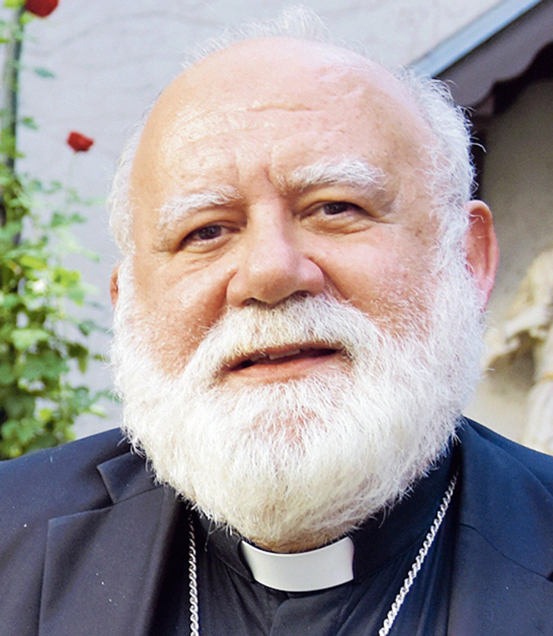 Nuntius Pedro López Quintana
